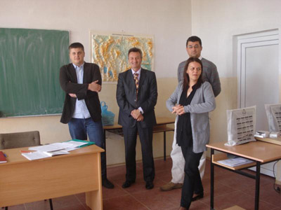 Гости од Белград во Старо Нагоричане