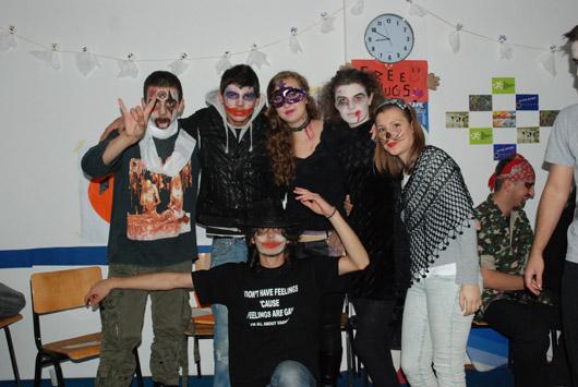 Во МултиКулти се прослави Ноќ на вештерките