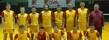 Кумановските одбојкари поразени од велешани
