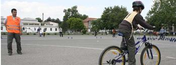 Почнаа подготовките за натпреварот по сообраќајна култура