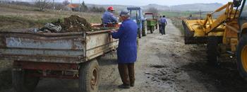 Исчистени дивите депонии во Младо Нагоричане