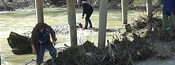 Попушти Коински мост на Пчиња