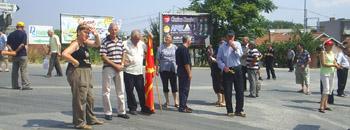Нови протести на стечајците