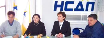 НСДП: Маневски е жртва на политичка пресметка