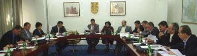 Дваесет и втора седница на Совет