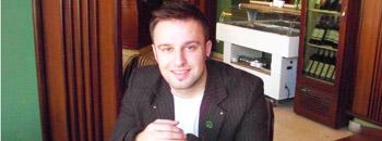 Бојан Алексовски со промоција на првото цеде