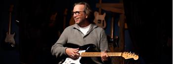 Гитарите на Ерик Клептон на аукција