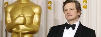 Колин Фирт го заборавил Оскарот во тоалет