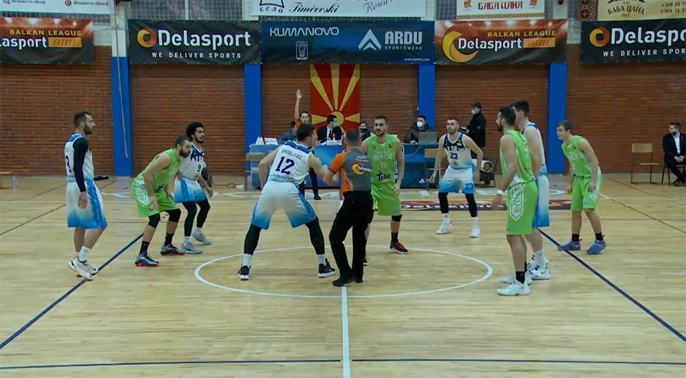 Познат распоредот во БИБЛ – Куманово првo ќе гостува, па ќе игра два натпревари на домашен терен