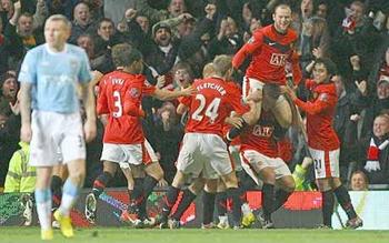 Манчестер Јунајтед во финале