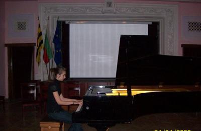 Концерт на Анастасија Грговска