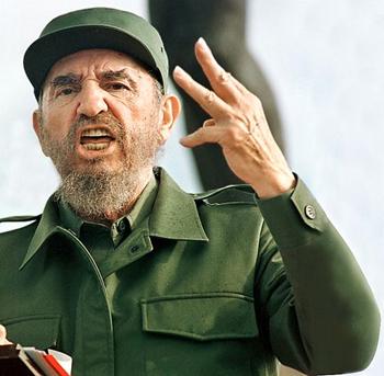 Фидел Кастро имал 35.000 љубовници