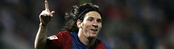 Меси фудбалер на годината