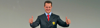 Шумахер се врати во Формула 1