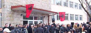 Економското училиште на албански јазик пуштено во употреба