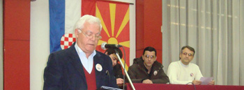 Една година хрватска заедница во Куманово