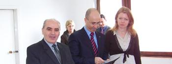 ОБСЕ со донација на СВР Куманово