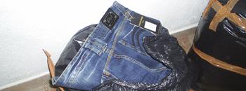 "Во ""Гарнизон"" откриена фалсификувана облека"