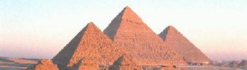 Пирамидите не ги граделе робови