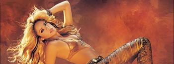 Шакира наскоро во Србија