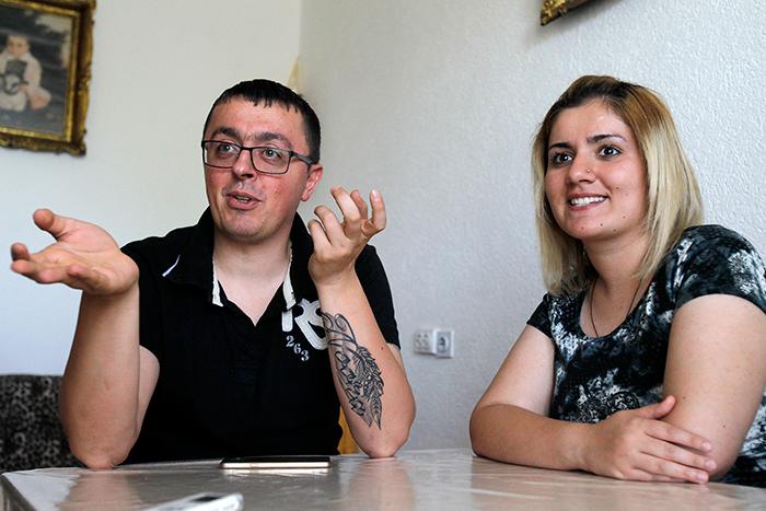 Бегалка од Ирак ќе стане кумановска снаа