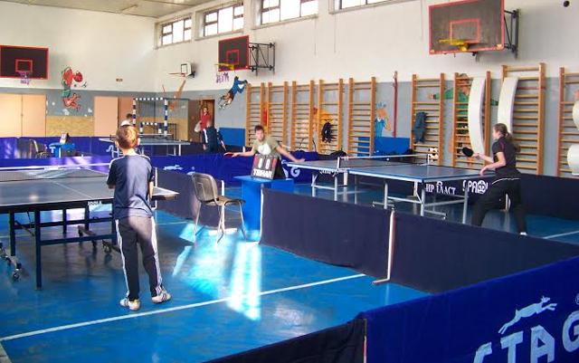 Пинг понг турнир по повод Денот на градот