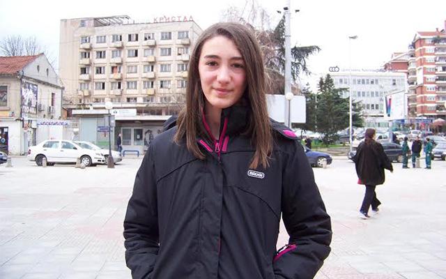 Ива Димитриевска најдобра млада пингпонгарка во Македонија
