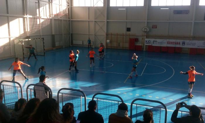 ЖРК извојува победа во Прилеп