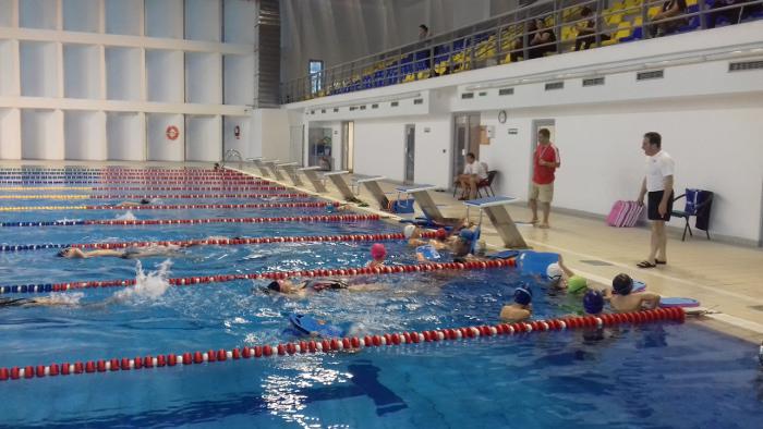 Државно првенство во пливање на Градскиот базен во Куманово