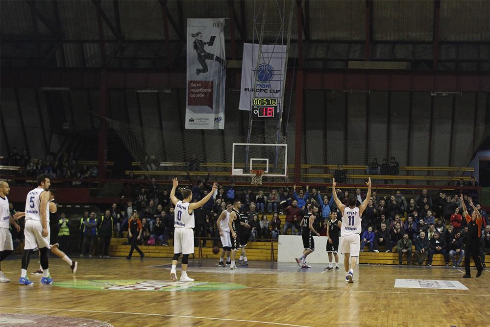 Куманово со победа ја завршува 2017 година