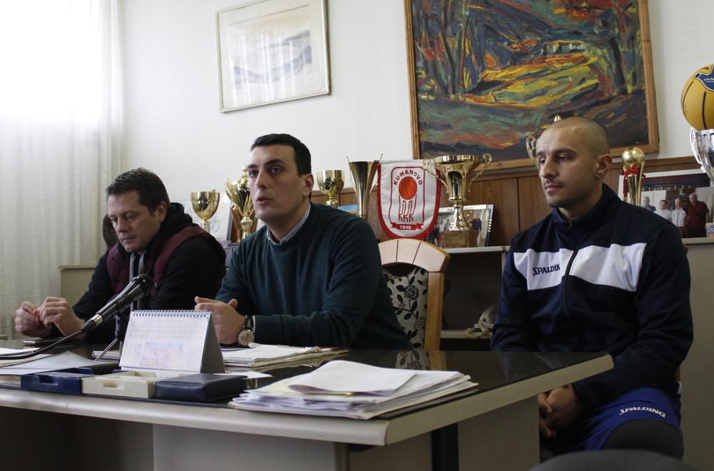 Давидовиќ: Ќе го вратиме КК Куманово таму каде што припаѓа