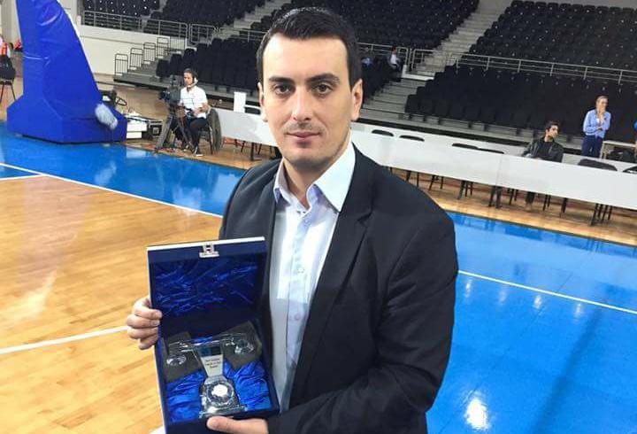 Младен Давидовиќ ќе го води КК Куманово до избор на нов претседател