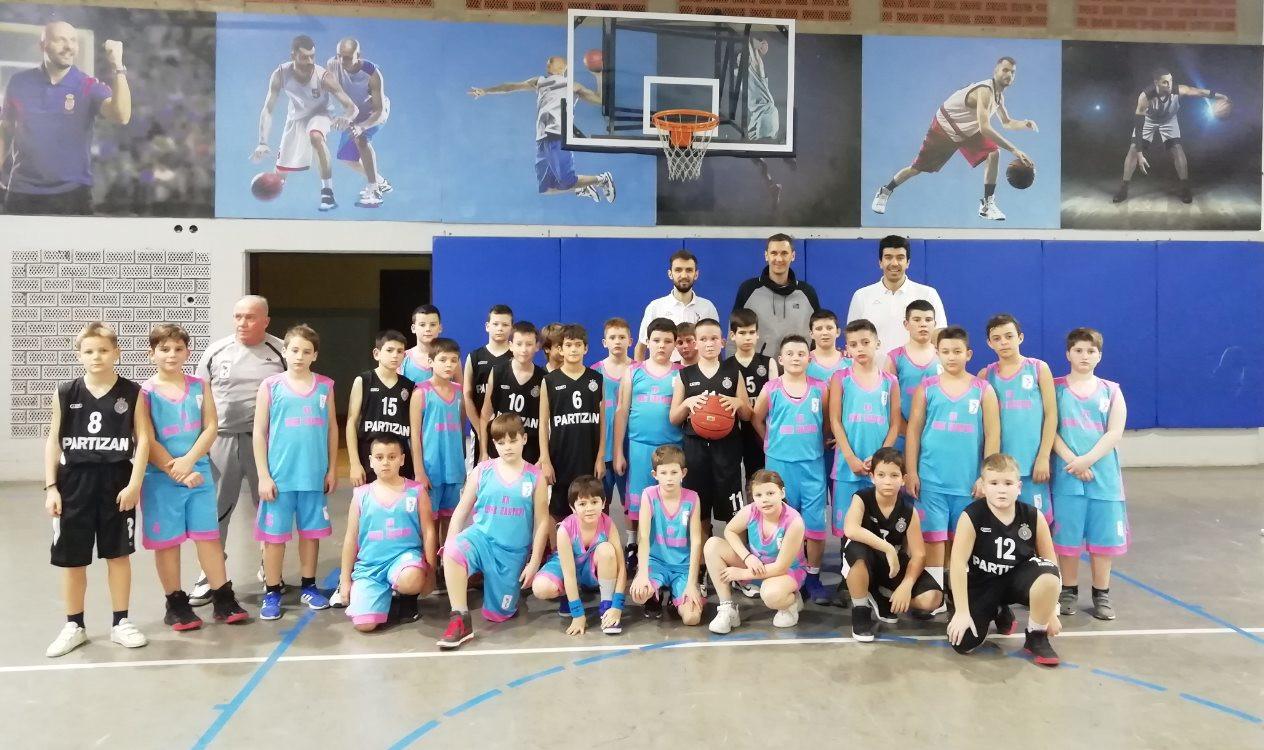 Пинк Пантери на мини-турнеја во Белград