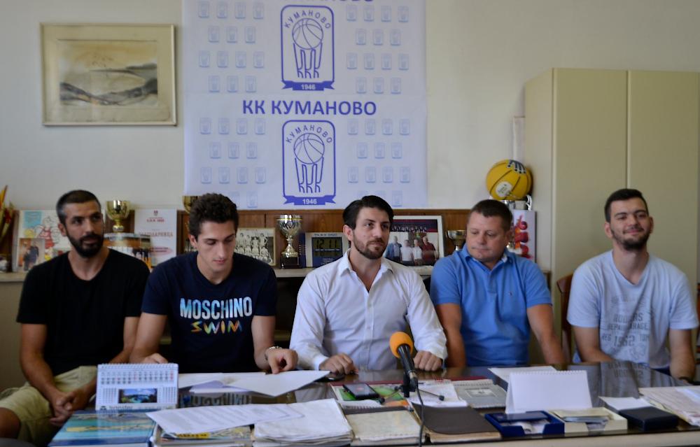 Мекиќ, Пенов и Тодоровиќ потпишаа за Куманово, Ѓекиќ и Ковач останувааат во клубот