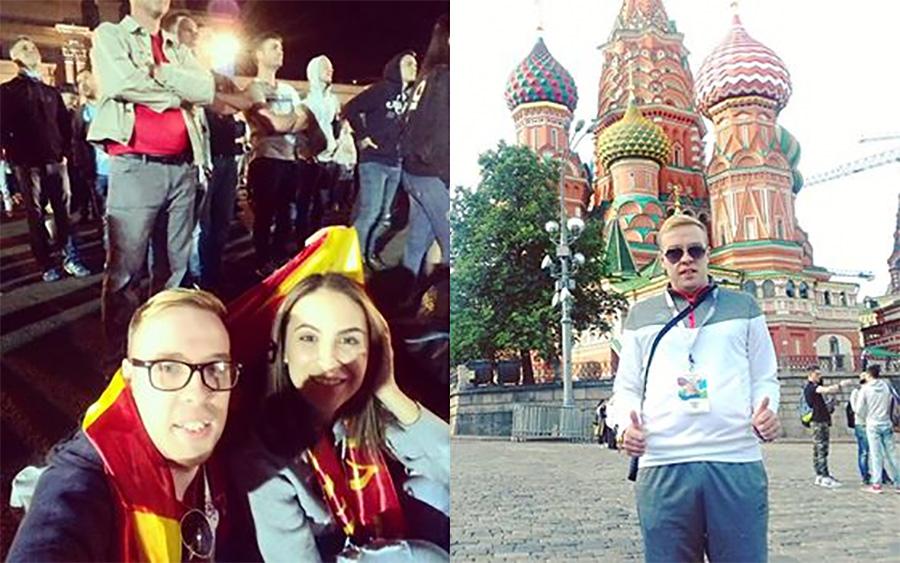 Двајца кумановци на Светското првенство - импресионирани сме од Русија
