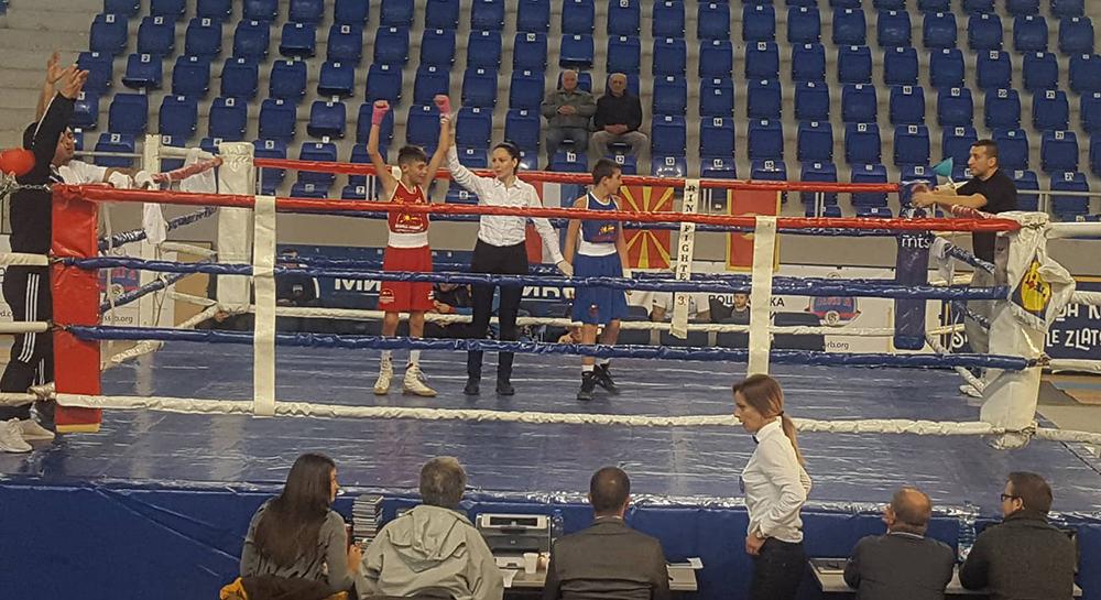 Злато и сребро за кумановските боксери во Зрењанин