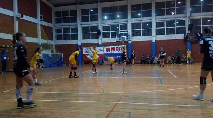 ЖРК Куманово со втора победа на пријателски натпревар со Вардар