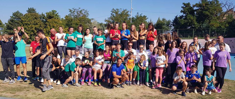 Улични атлетски трки по повод 11 Ноември