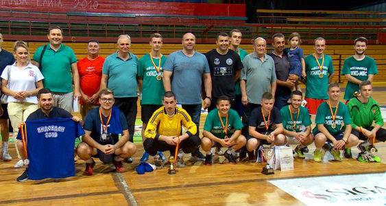 """Заврши """"Видовденскиот турнир 2019"""" што го организираше Обединетата српска заедница"""