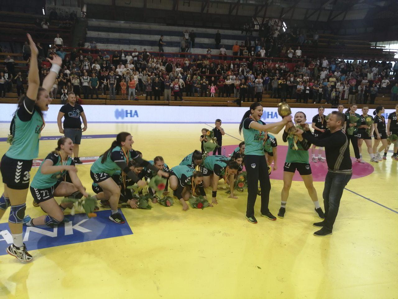 ЖРК Куманово ќе игра во групната фаза од ЛШ, најелитно европско првенство
