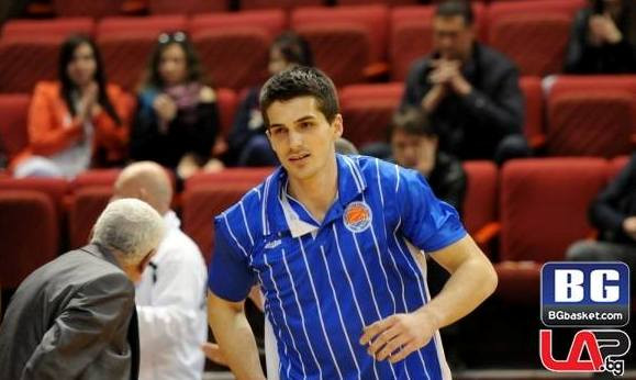 Александар Андрејевиќ старо-нов играч на КК Куманово