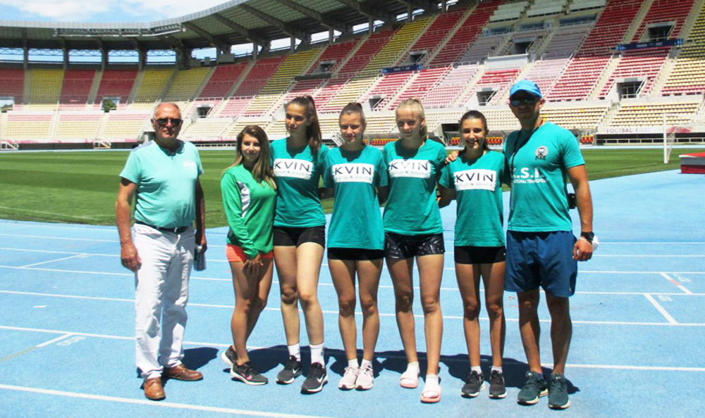Атлетскиот клуб Куманово со најдобар пласман во Младинскиот куп на Македонија