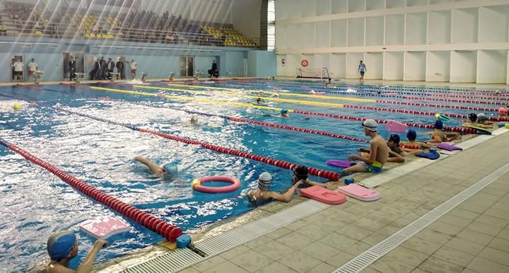 Започна проектот за бесплатни часови по пливање на учениците во Куманово