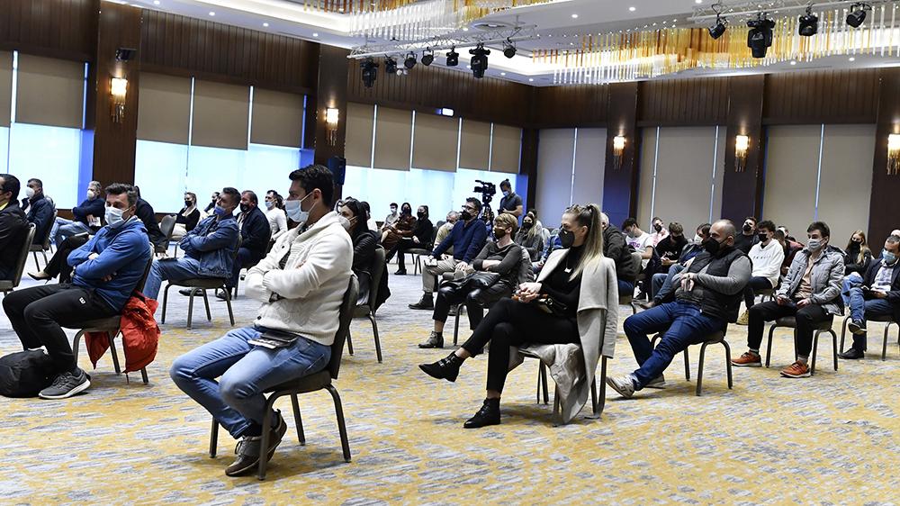 """""""Колеџ стар"""" пристигна и во Македонија - младите спортисти имаат шанса да се развиваат во САД"""