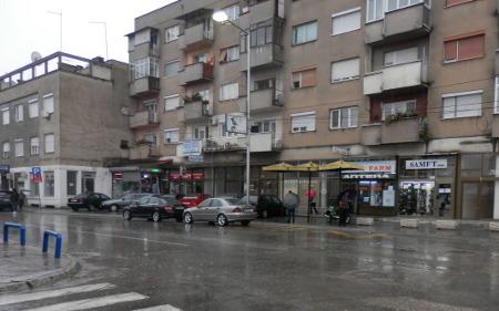 Во Куманово утрово најстудено, наврнаа 4 литри дожд