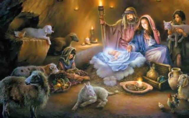 Христос се роди! Навистина се роди!