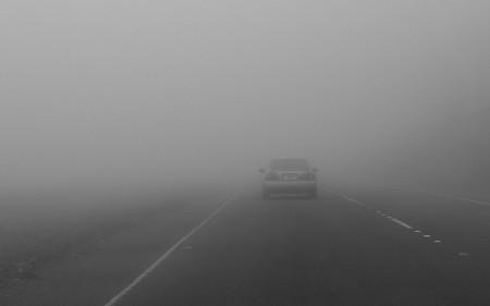 Намалена видливост на патиштата од Куманово кон Крива Паланка и Свети Николе