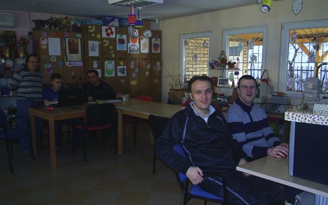 """Проект за социјално претприемништво во """"Порака наша"""""""