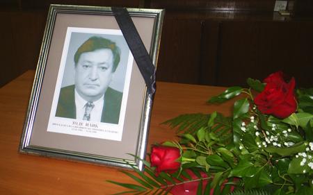 Комеморација за Тоде Илиќ