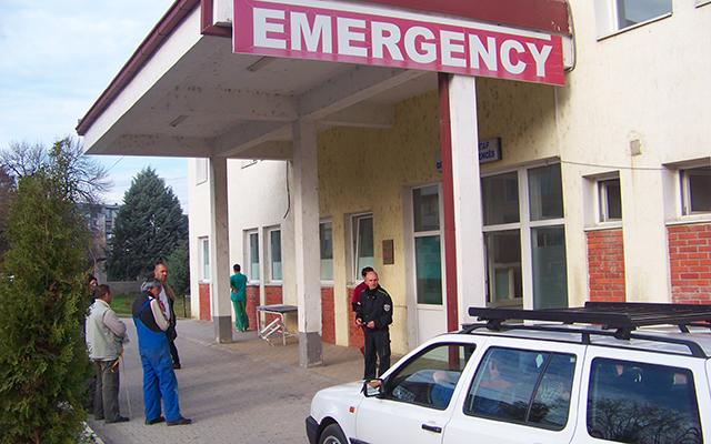 Неуролошкото и психијатриското одделение дислоцирани во Центарот за зависности и стариот Ургентен центар